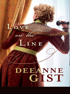 Love on the Line - Amazon Link