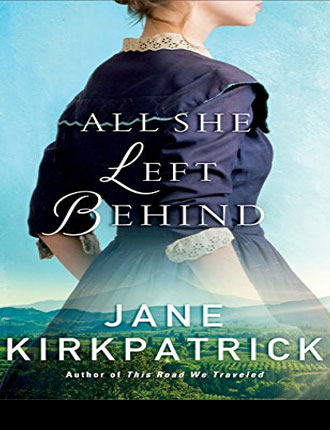 All She Left Behind - Amazon Link