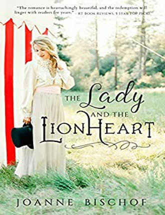 The Lady and the Lion Heart - Amazon Link