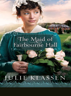 The Maid of Fairbourne Hall - Amazon Link