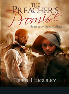 The Preacher's Promise - Amazon Link