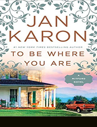 To Be Where You Are - Amazon Link