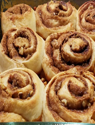 Ethel's Cheater Cinnamon Rolls