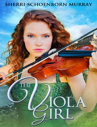 Amazon Link for The Viola Girl
