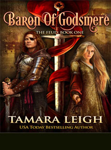Baron of Godsmere - Amazon Link