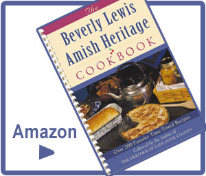Beverly Lewis Cookbook - Amazon Link