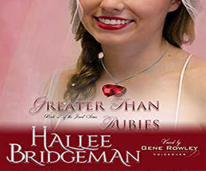 Greater Than Rubies - Amazon Link